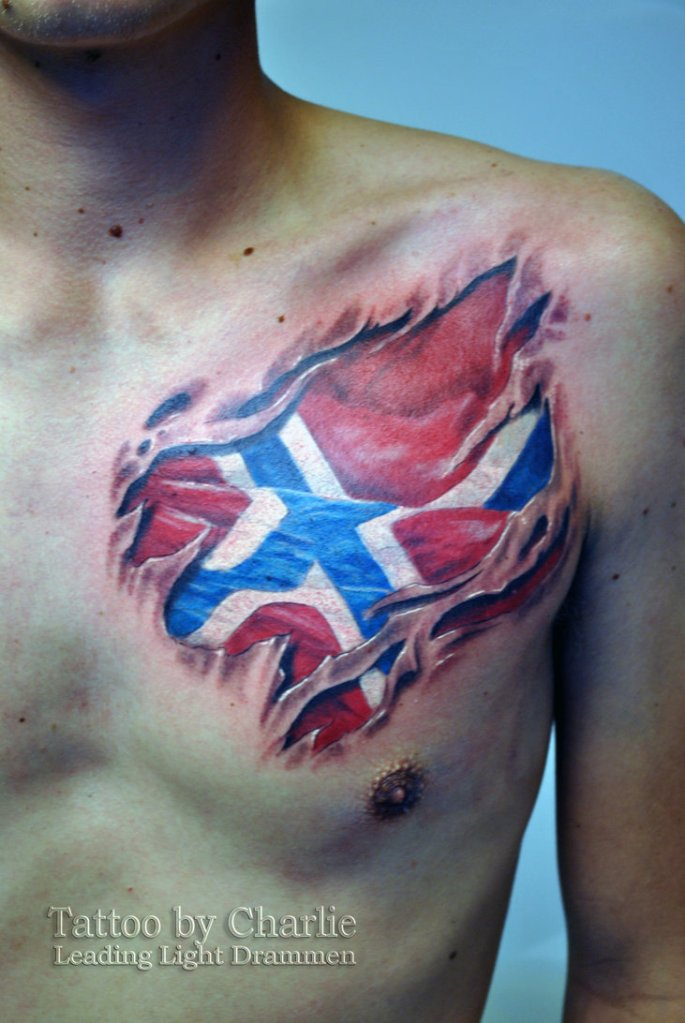 norsk_flag_tattoo_3d_by_gettattoo-d6m8rd8